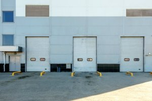 Commercial Garage Door installation - Right on Time Locksmith