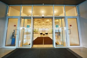 automatic Doors - Right on Time Locksmith